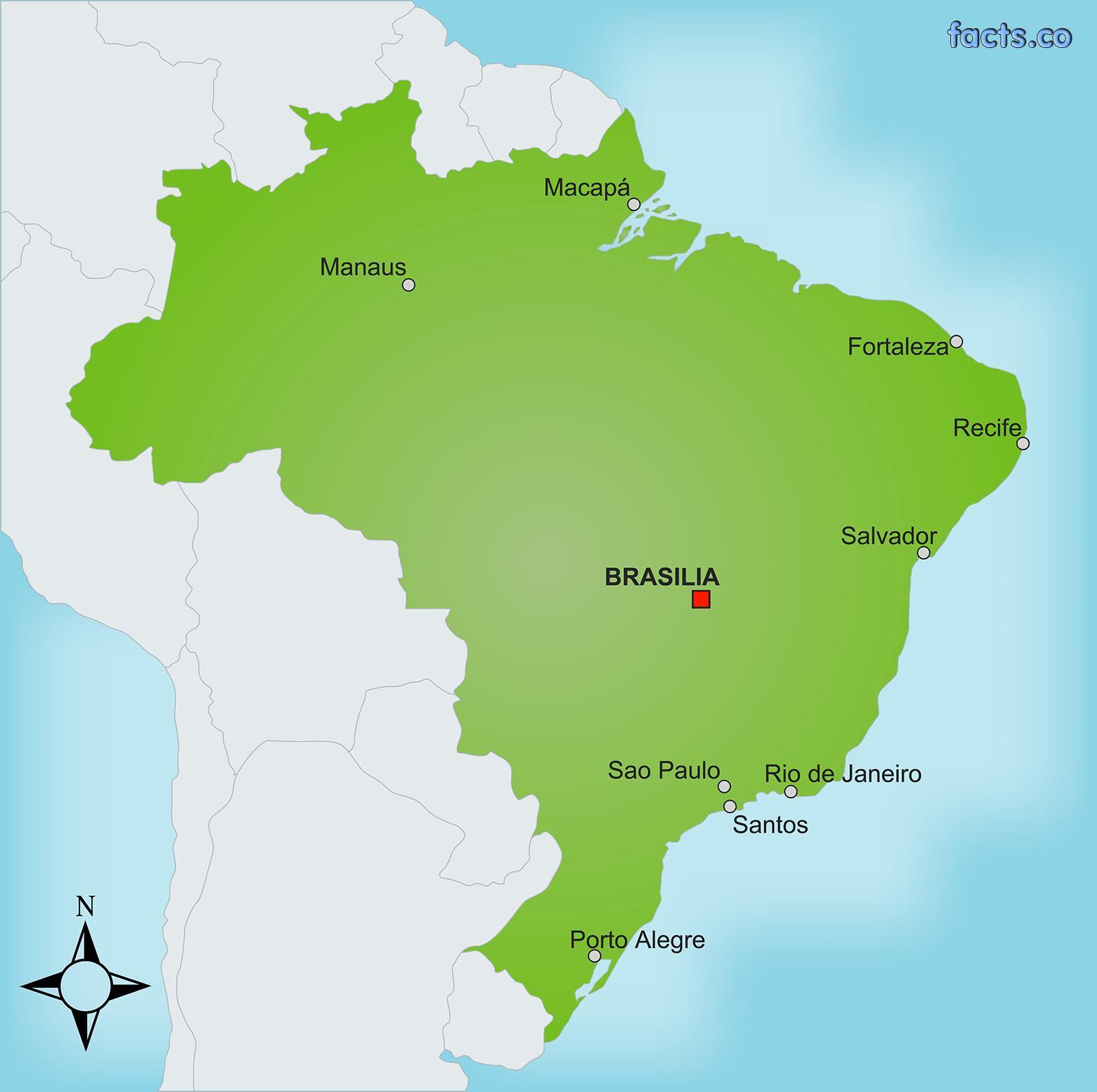 Brasilia Pääkaupunki